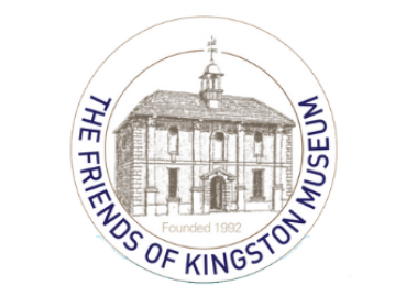 The logo for the Friends of Kingston Museum and History Centre